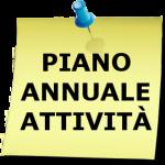 Piano annuale attività